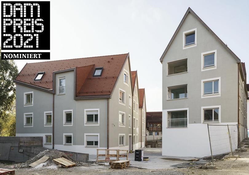 Mühltorplatz Balingen nominiert
