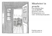 Mitarbeiter/-in für München gesucht