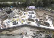 Baustelle CADFEM Headquarter