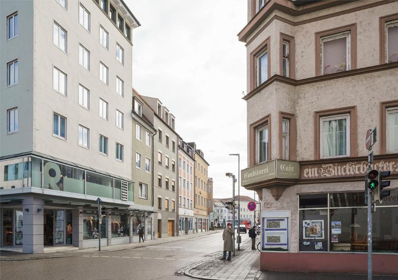 Stadthaus Donaustraße